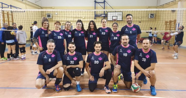 Prima in classifica After Volley